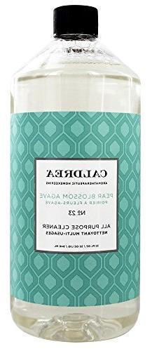 Caldrea Pear Blossom Agave All-Purpose Cleaner, 32 Fluid Oun