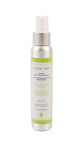 peppermint bergamot focus aromatherapy
