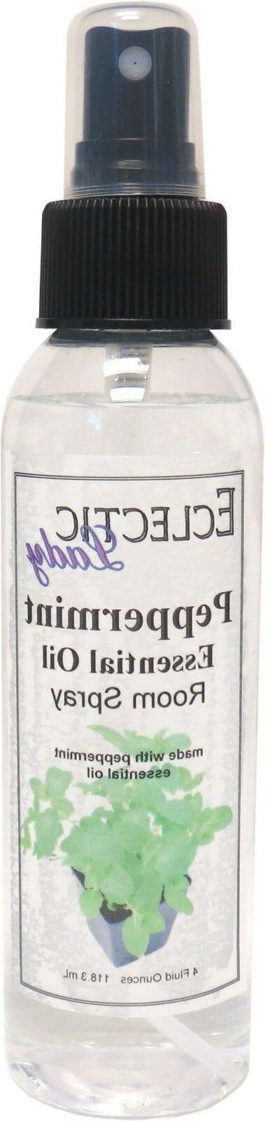 Peppermint Essential Spray