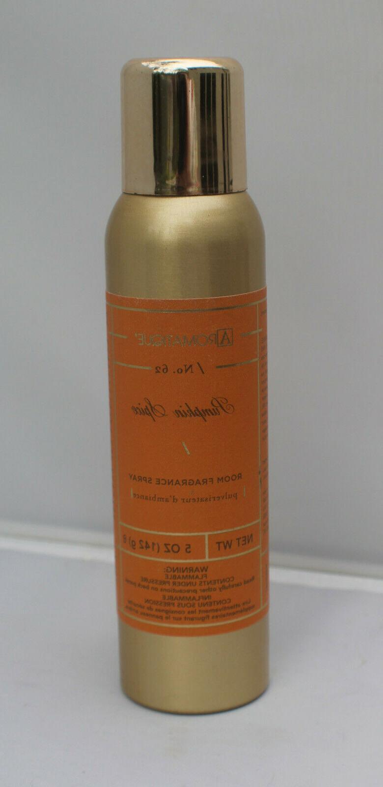 Aromatique PUMPKIN SPICE Room Spray 5 Ounce