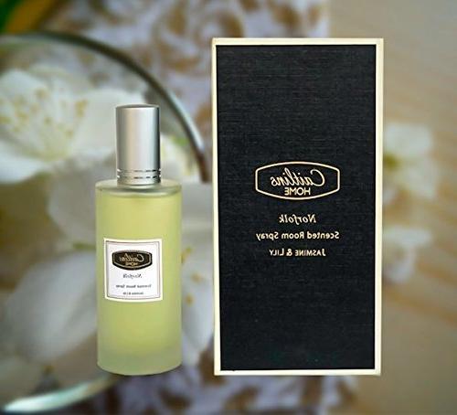Caitlins Home Spray Jasmine Lily Natural Freshener