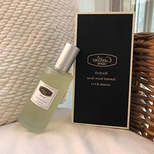 Caitlins Home Room Jasmine Lily Freshener Essential Oils
