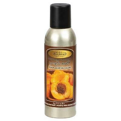 room spray 6 oz spiced georgia peach