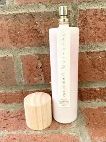 Sand + Candle~VANILLA SANDALWOOD~Fragrant Room Bottle~10.2 oz