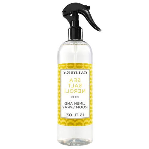 Caldrea Sea Salt Neroli Linen and Room Spray Air Freshener 1