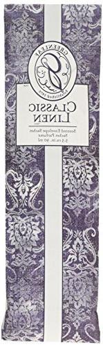 Greenleaf Slim Scented Envelope Sachet Set of 4 - Classic Li