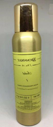 Aromatique Sorbet 5 Oz Decorator Room Fragrance Spray
