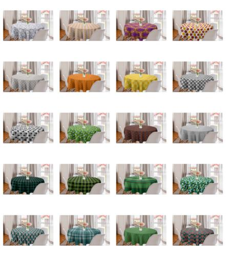 Ambesonne Surreal Tablecloth Table Dining