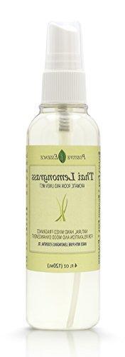 Positive Essence Thai Lemongrass Linen & Room Spray - Natura