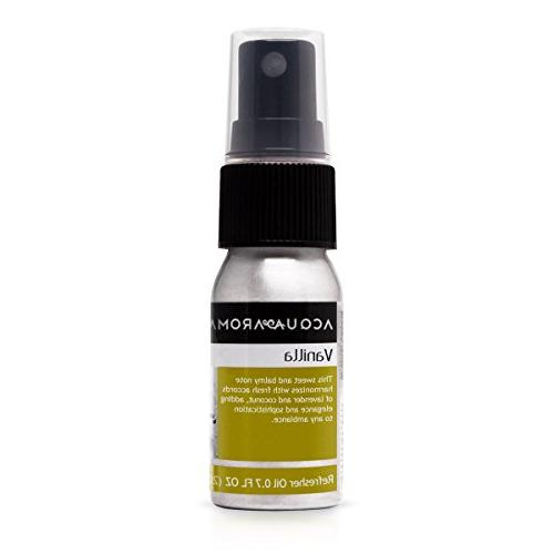 vanilla refresher oil