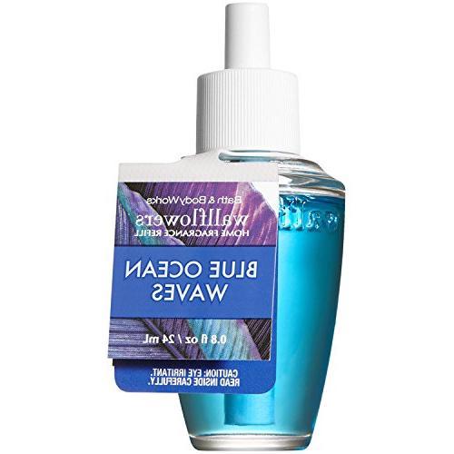 wallflowers refill bulb blue ocean