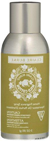 Claire Burke Wild Cotton Home Spray Kitchen Décor Fragrance