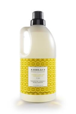 Caldrea Laundry Detergent, Sea Salt Neroli, 64-Ounce Bottles