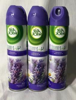Air Wick Lavender And Chamomile 4 IN 1 Air Freshener Room Sp