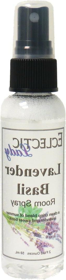 Lavender Basil Room Spray