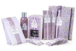 Lavender Extra-Long Lasting Home Air Freshener Pack by Green