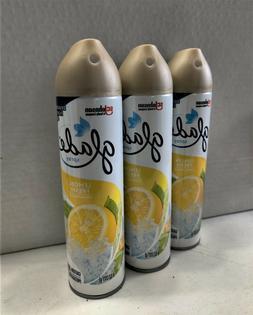 Glade Lemon Fresh Aerosol Room Spray Scented Air Freshener 8