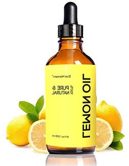 Eve Hansen Pure Lemon Essential Oil - Natural, Undiluted, Th