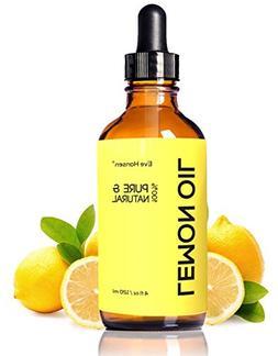 Eve Hansen Pure Lemon Essential Oil - Natural, Undiluted, Th