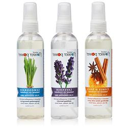 Natural Flower Power - Natural Air Fresheners Variety Pack ,