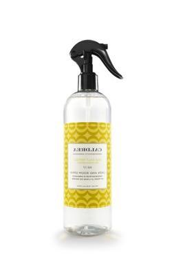 Caldrea Linen and Room Spray, Sea Salt Neroli, 16 Fluid Ounc