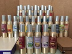 YANKEE CANDLE  ROOM SPRAYS: More Than 60 Scents To Choose Fr