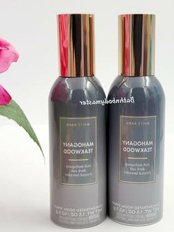Bath and Body Works Mahogany Teakwood Concentrated Room Spra