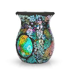 Sumworld Mosaic Oil Burner/Essential Oil Burner/Tealights Mo