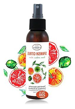 Natural Room Deodorizer Spray Air Freshener Spanish Citrus L
