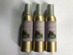 *NEW* 3 Yankee Candle Lilac Blossom Concentrated Room Spray