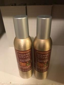 Yankee Candle New England Maple Concentrated Room Spray 2pk