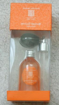 New Essential Aromas Fragrant Room Sprays Bottle Mandarin Ci
