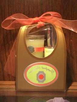 new gift set candle and room spray