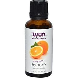 now solutions orange essential oil 4 ounce