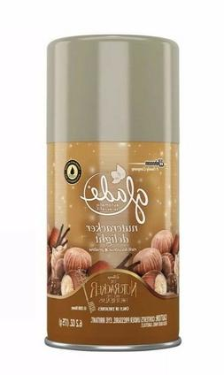 Glade Nutcracker Delight Hazelnut Praline Automatic Spray Re