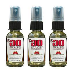 Triple OG 3 Pack - Super Concentrated Car Air Freshener - Ro