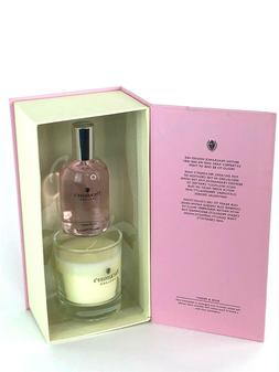 Pecksniff's England Rose & Peony Fragrant Room Spray And Can