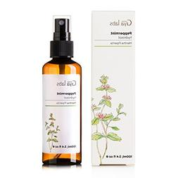 Peppermint Spray Facial Toner - 100% Pure and Natural Aromat