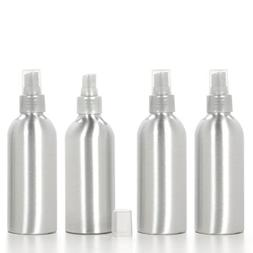 Hosley Poo Aromatherapy Spray Bottle with Sprayer , Set of 4