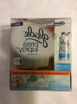 Glade Press & Spray Room Air Freshener Touch Mist DISPENSER