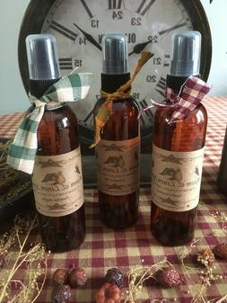 Primitive* Room & Linen Spray* You Choose Scent* * C - L *