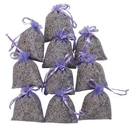 RakrisaSupplies Purple Bags Pack of 15 | Natural Deodorizer,