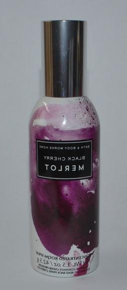 Bath and Body Works Room Perfume Spray Black Cherry Merlot 2