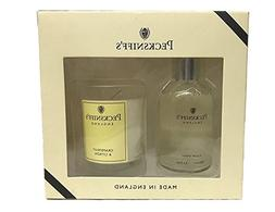 Pecksniffs Room Spray & Candle Gift Set