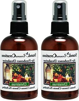 Set of 2 - Concentrated Spray For Room / Linen / Room Deodor