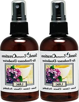 Set of 2 - Concentrated Spray For Room/Linen/Room Deodorizer
