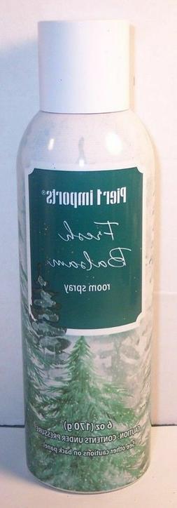 room fragrance spray 6 oz fresh balsam