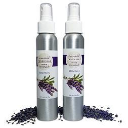 Victoria's Lavender Room Spray All-Natural Home Fragrance 2