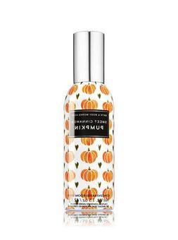 Bath & Body Works Room Spray Sweet Cinnamon Pumpkin 1.5oz