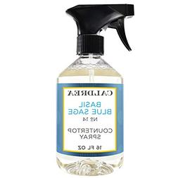 Caldrea - Countertop Spray Basil Blue Sage - 16 oz.